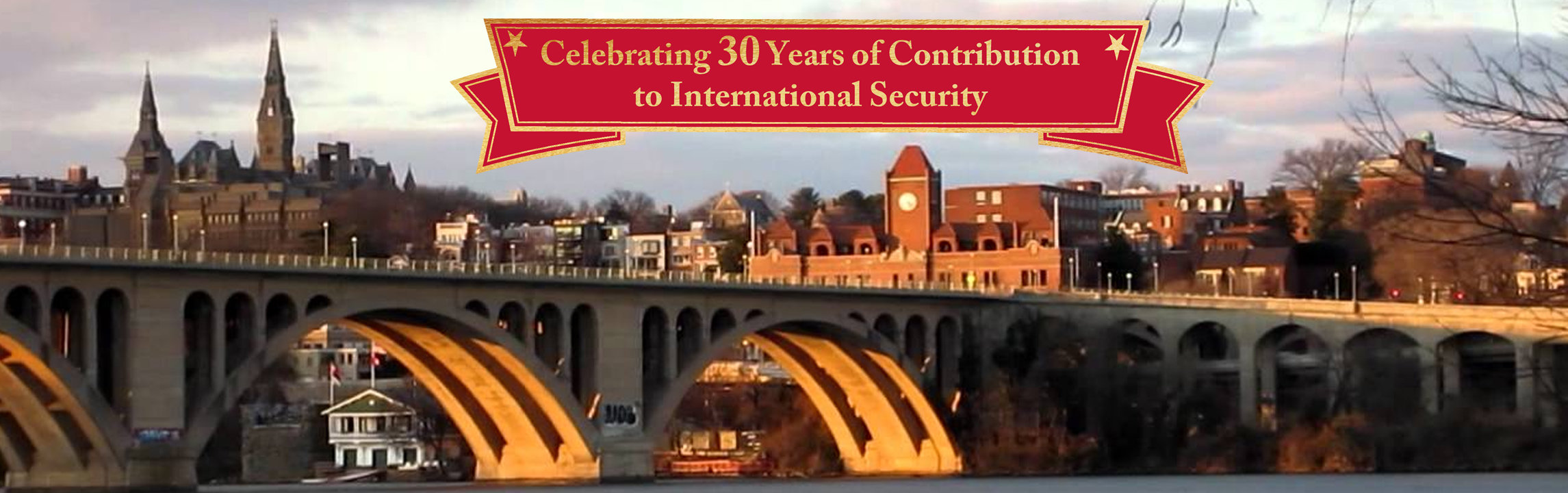 Potomac Foundation Celebrating 30 Years of contribution to International Security